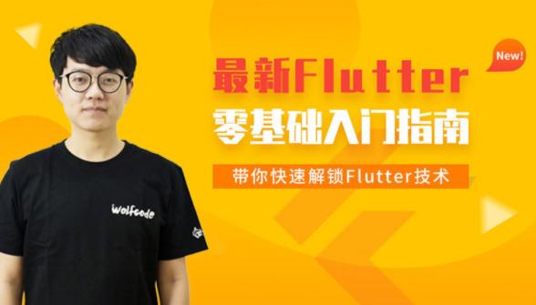 小码哥最新Flutter零基础入门指南,网盘下载